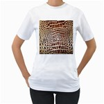 Ll Alligator Macro Women s T-Shirt