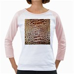 Ll Alligator Macro Girly Raglan