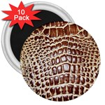 Ll Alligator Macro 3  Magnet (10 pack)