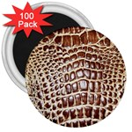 Ll Alligator Macro 3  Magnet (100 pack)