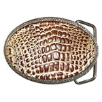 Ll Alligator Macro Belt Buckle