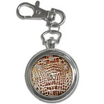 Ll Alligator Macro Key Chain Watch