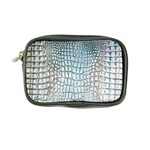 Ll Alligator Blue Coin Purse