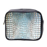 Ll Alligator Blue Mini Toiletries Bag (Two Sides)