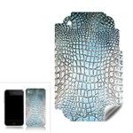 Ll Alligator Blue Apple iPhone 3G 3GS Skin