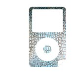 Ll Alligator Blue Apple iPod Classic Skin