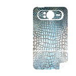 Ll Alligator Blue HTC HD7 Skin