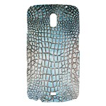 Ll Alligator Blue Samsung Galaxy Nexus i9250 Hardshell Case