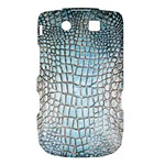 Ll Alligator Blue BlackBerry Torch 9800 9810 Hardshell Case
