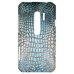 Ll Alligator Blue HTC Evo 3D Hardshell Case