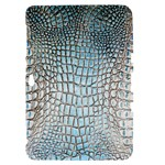 Ll Alligator Blue Samsung Galaxy Tab 8.9  P7300 Hardshell Case