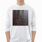 Leather Look & Skins Black And Brown Floral Long Sleeve T-Shirt