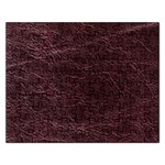 Leather Look & Skins  Capri Cranberry Jigsaw Puzzle (Rectangular)