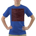 Leather Look & Skins  Capri Cranberry Dark T-Shirt