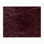 Leather Look & Skins  Capri Cranberry Glasses Cloth (Small)