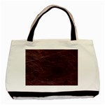 Leather Look & Skins  Capri Cranberry Classic Tote Bag