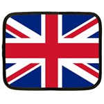 British Flag Netbook Case (Large)