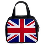 British Flag Classic Handbag (Two Sides)