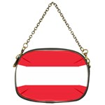 Austrian Flag Chain Purse (One Side)