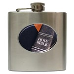 Holy Bible Christian Religious Hip Flask (6 oz)