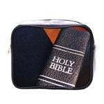 Holy Bible Christian Religious Mini Toiletries Bag (One Side)
