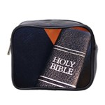 Holy Bible Christian Religious Mini Toiletries Bag (Two Sides)