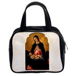Madonna And Child Classic Handbag (Two Sides)